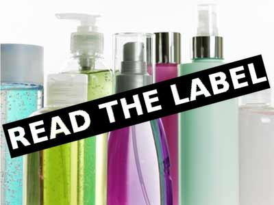 Ingredients to Avoid in Your Hair CareProducts