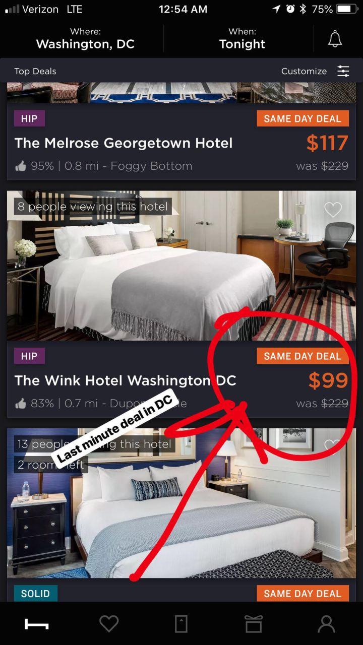 Travel Tip: Hotels on aBudget