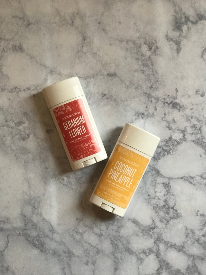 Natural Deodorants: Revisited